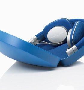 Наушники B&W P3 синие