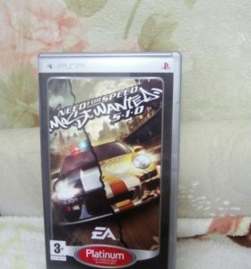 Need For Speed на Psp