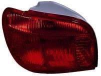 Toyota Yaris 03- фонарь задний внешний К-ТИП LHD