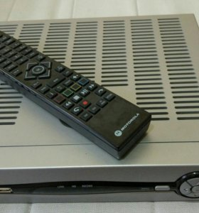 Приставка Motorola