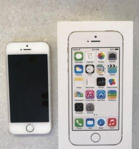iPhone 5s на 32gb продам б/у