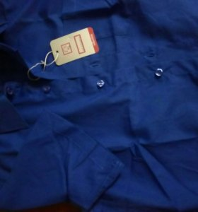Рубашка р-р 122-128