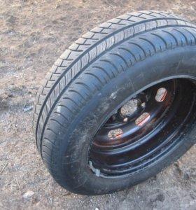 Запасное полноценное колесо для citroen C4