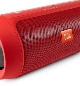 ⭐️Jbl charge 2 Bluetooth колонка,цвет-красный