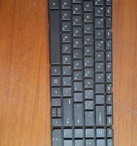 Клавиатура на hp pavilion g 7