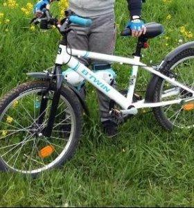 Односкоростной детский велосипед 20'