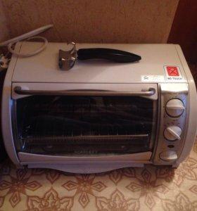 Мини духовка, печь scarlett