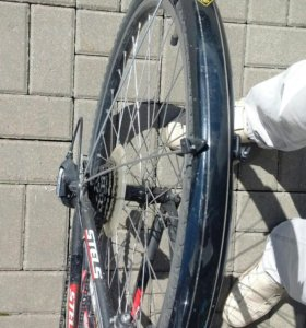Крылья для велосипеда 28