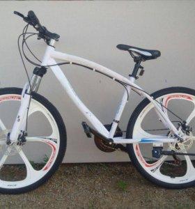 Велосипед БМВ X 1 на литьё ( новый)