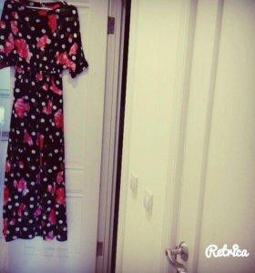 Платье в пол LUSIO  42-44 /// 44-46
