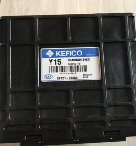 Блок управления двигателем на Kia Sorento
