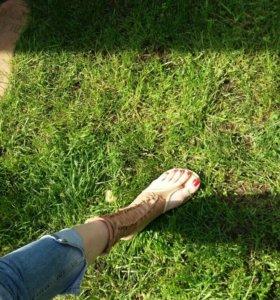 Сандали обувь женская 39