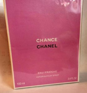 Chanel Chance eau Fraiche for Wom Туалетная вода