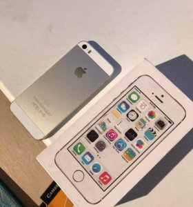 iPhone 5S Silver (32Гб)