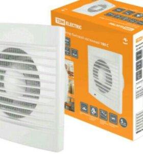 Вентилятор бытовой настенный TDM