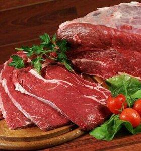 Свежее деревенское мясо