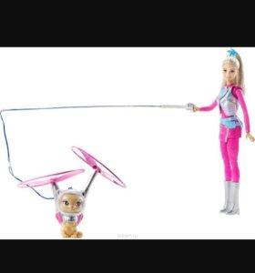 Barbie с котом новая