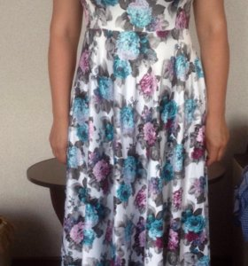 Платье р-р 52