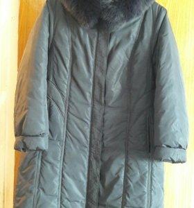Теплое,зимнее пальто