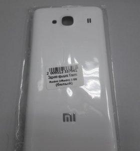 Задняя крышка Xiaomi Redmi 2 белый