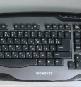 Беспроводная клавиатура gigabyte GK-KM7600