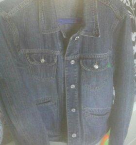 Джинсовка, джинсовая куртка Benetton