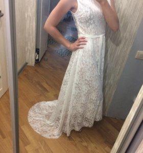 Новое свадебное платье!