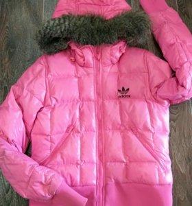 """Продам фирменную куртку """"Адидас"""""""
