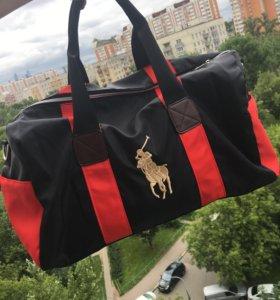 Дорожно спортивная сумка поло