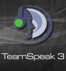 TeamSpeak 3 сервер