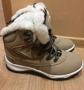 ботинки Baas ,38 размер,торг