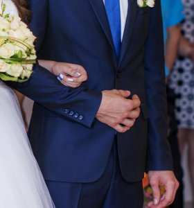 Свадебный костюм 46-48