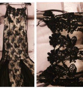 Вечерние платья.