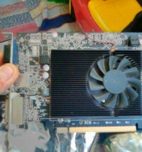 Видеокарта PowerColor AMD Radeon R7 240 2gb 128bit