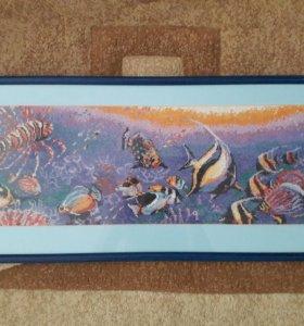 Картина Морской мир