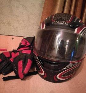Шлем probiker