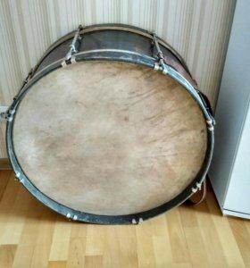 Немецкий маршевый барабан
