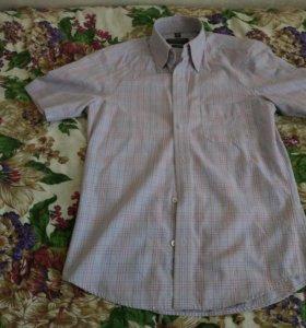 Мужская сорочка, рубашка Henderson Original 46р S