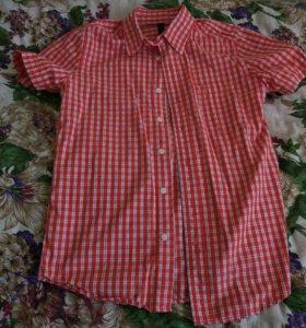 Мужская рубашка, сорочка Conver 44-46 S