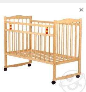 Кровать - качалка
