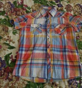 Мужская рубашка, сорочка Liberavita 44-46 S