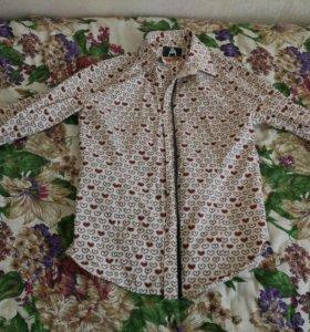Мужская сорочка, рубашка Conver Original 44-46 S