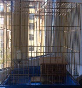 Клетка для грызунов/птиц