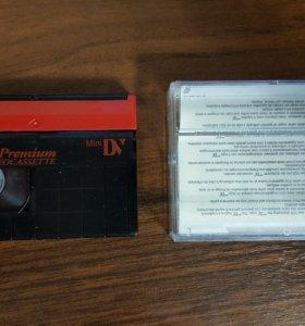 Видео кассета mini DV