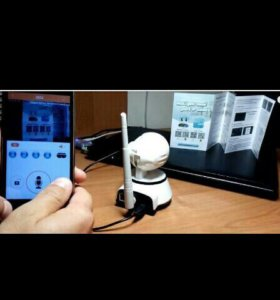 WIFI IP камера