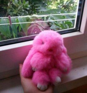 Кролик-брелок