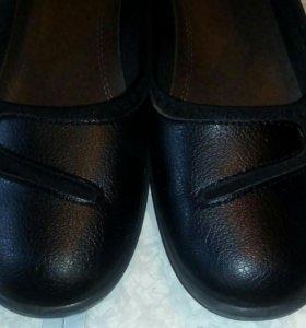 Туфли школьные 36-37