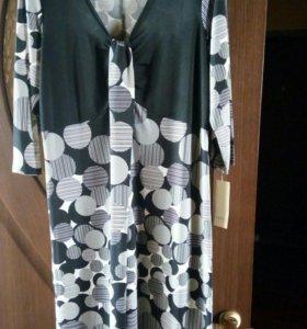 Платье новое 52 р.