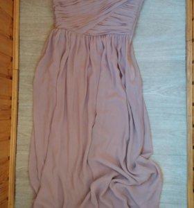 Вечернее платье h&m