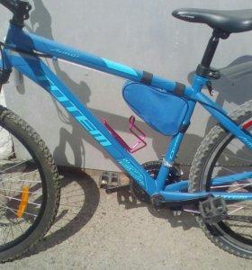 Велосипед TOTEM, размер колес 26,дисковые тормоза